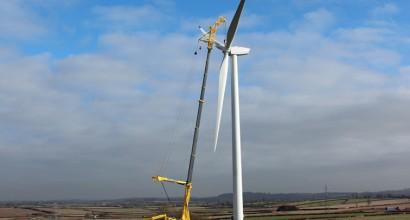 M1 Quinton Wind Farm