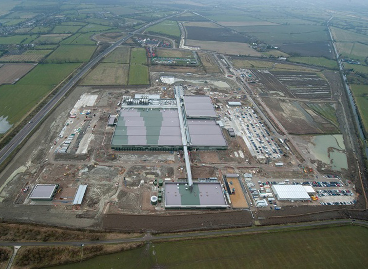 Arla Dairy Construction